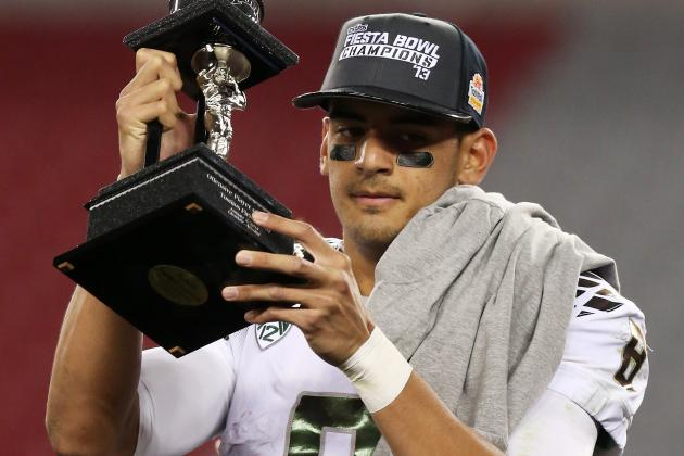 Oregon Football Recruiting Reminder: Ducks' Mariota Was a 3-Star Recruit