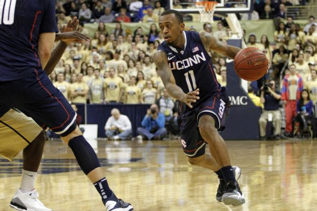 UConn Basketball: 5 Remaining Games That Will Define Huskies Season