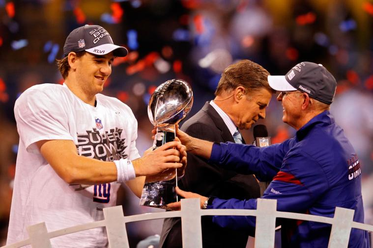 New York Giants: Ranking Big Blue's 15 Best Playoff Wins over Last 30 Years
