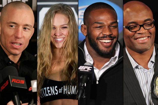UFC Official Rankings: 5 Reasons Why They Could Be Great for MMA