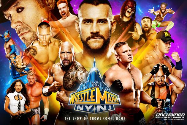 WWE WrestleMania 29: Examining Potential Opponents for CM Punk