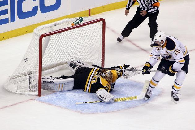 Boston Bruins: 4 Takeaways from Their 7-4 Loss to the Buffalo Sabres