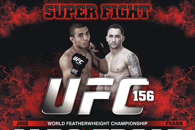 UFC 156: A Fan's Guide to the Aldo vs. Edgar Card