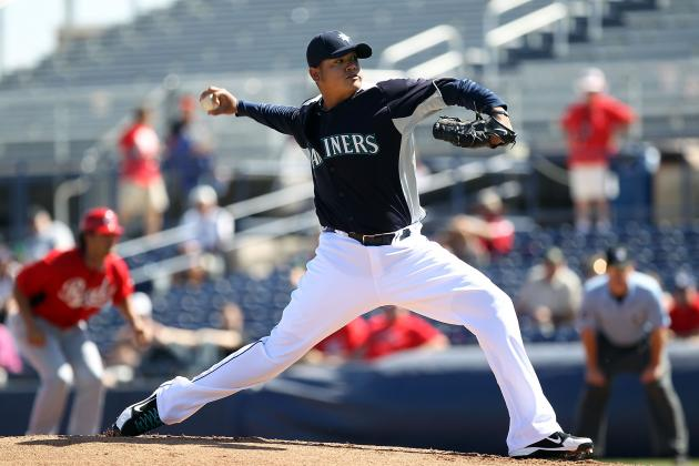 Scouting Report on Mariners Rotation and Catchers Heading into Spring Training