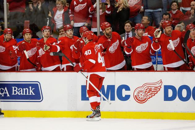 5 Things Henrik Zetterberg Must Do to Be a Successful Captain in Detroit