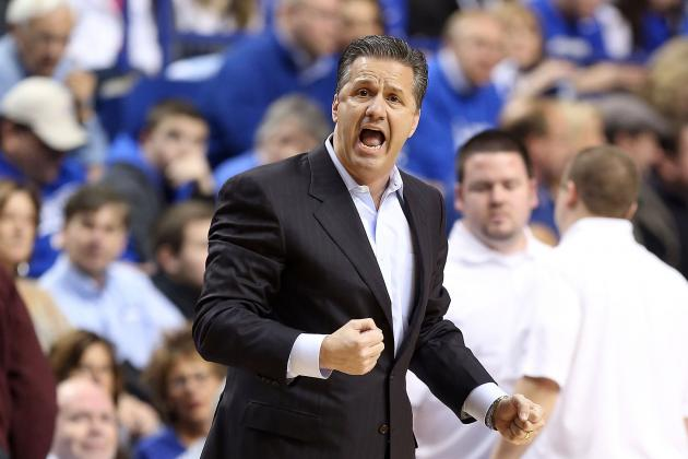 UK Basketball: 4 Lessons John Calipari Must Learn from Struggles This Season
