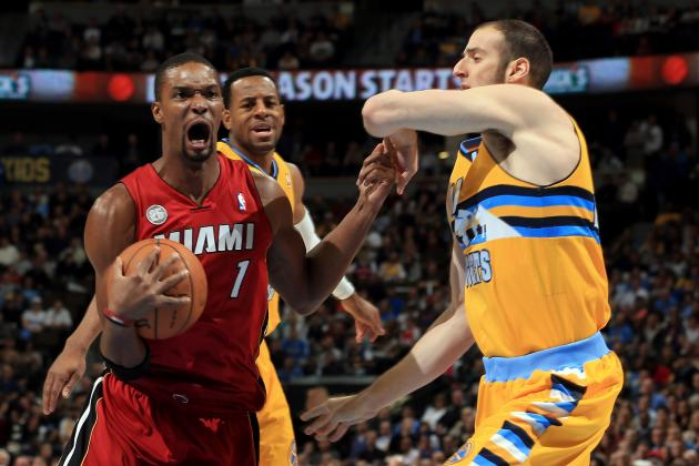 Miami Heat: Assessing Chris Bosh's Best Methods of Scoring Thus Far
