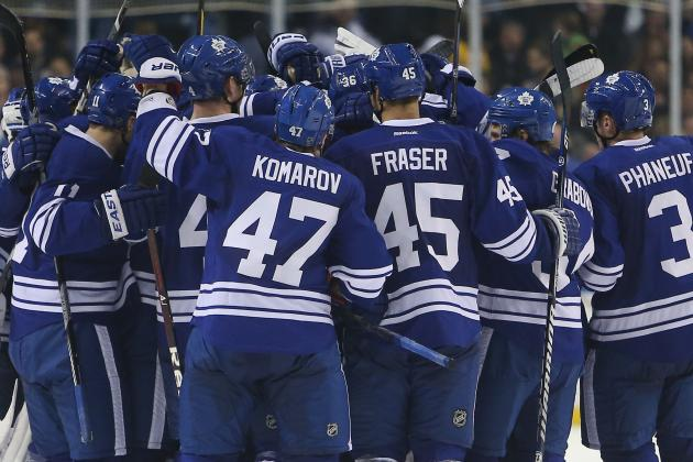 Toronto Maple Leafs Early Season Stock Report
