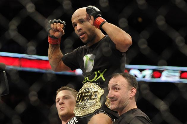 Bonuses for UFC's Best KO, Submission and Fight of January