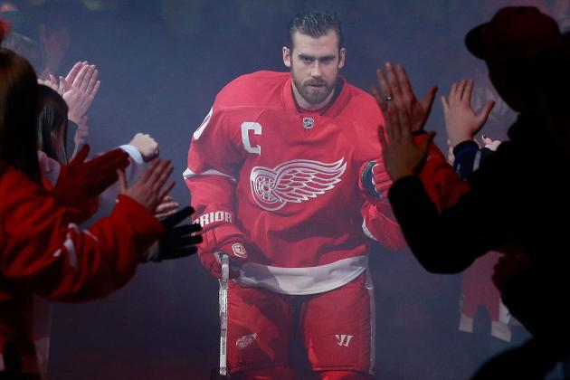 Detroit Red Wings' 5 Keys to Keeping Their Playoff Streak Alive