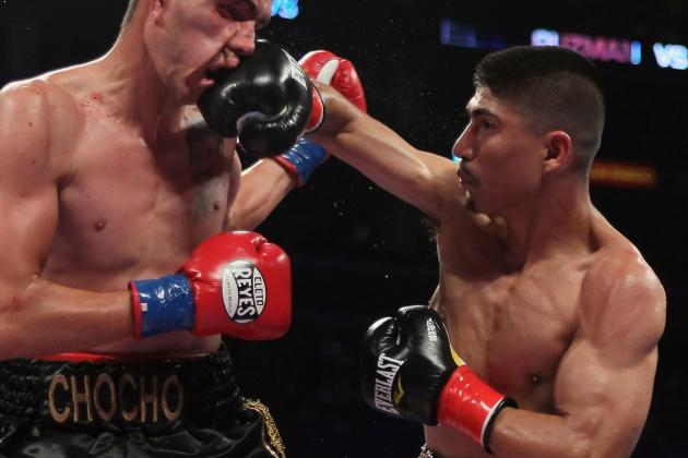Breaking Down the 5 Best Options for Mikey Garcia's Next Fight