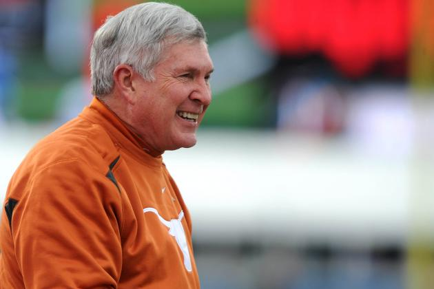 Texas Football Recruiting: Meet All 2013 Commits
