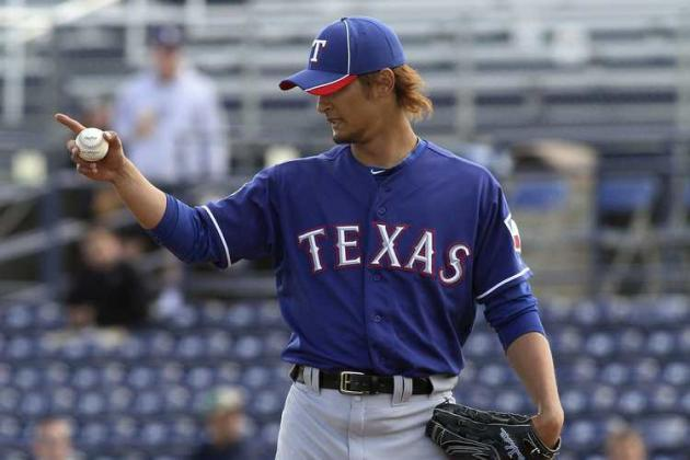 Projecting Opening Day Starting Pitchers for All 30 MLB Teams in 2013