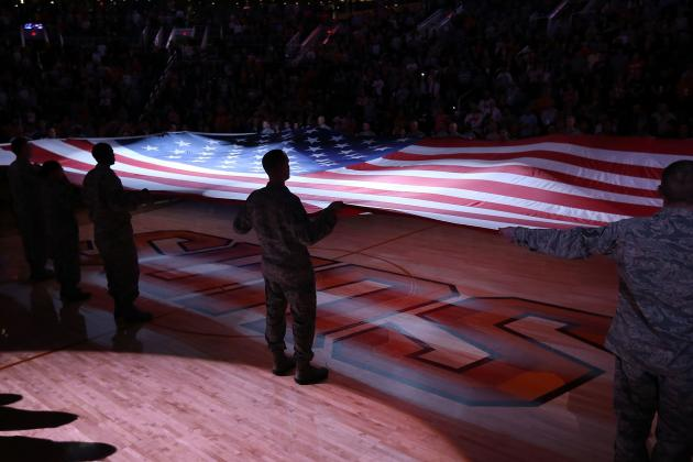 The Most Memorable National Anthems in Sports