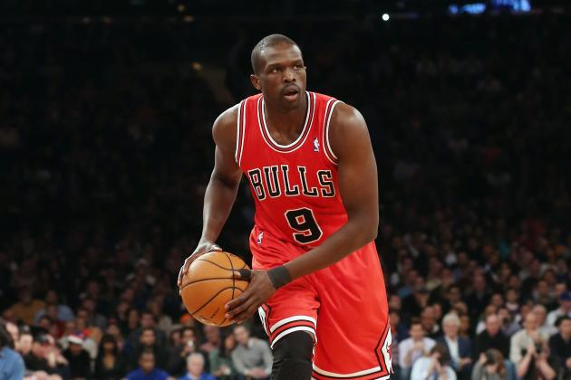 Chicago Bulls vs. Brooklyn Nets: Postgame Grades and Analysis for Chicago