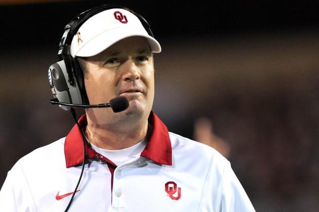 Oklahoma Football Recruiting: Tracking All 2013 Commits