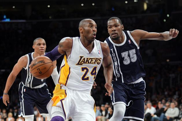 Winners and Losers from the 1st Half of the 2012-13 NBA Season