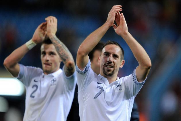 France vs. Germany: 5 Key Battles to Watch in International Friendly