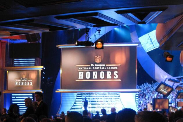 Full Predictions for Every 2012 NFL Honors Award Winner