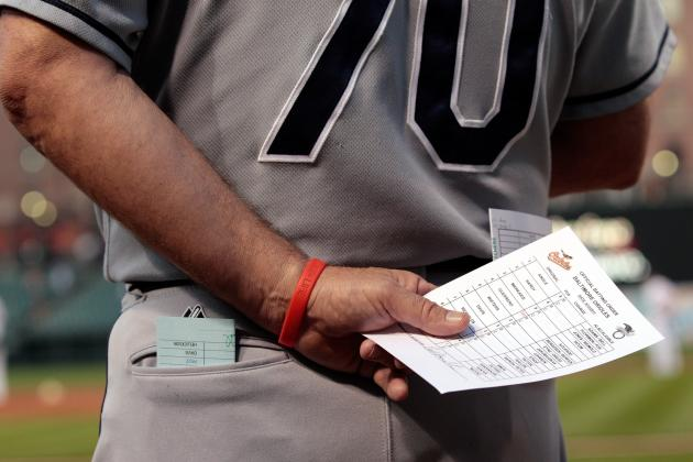 2013 MLB Preview: Predicting the Tampa Bay Rays' Batting Order