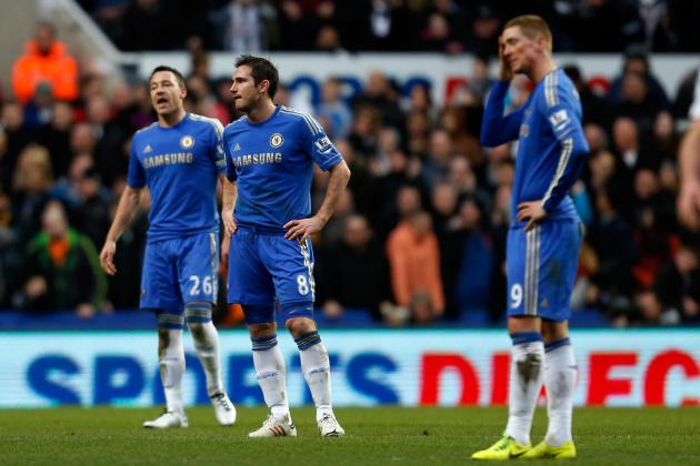 6 Things We Learned from Chelsea's 3-2 Loss to Newcastle