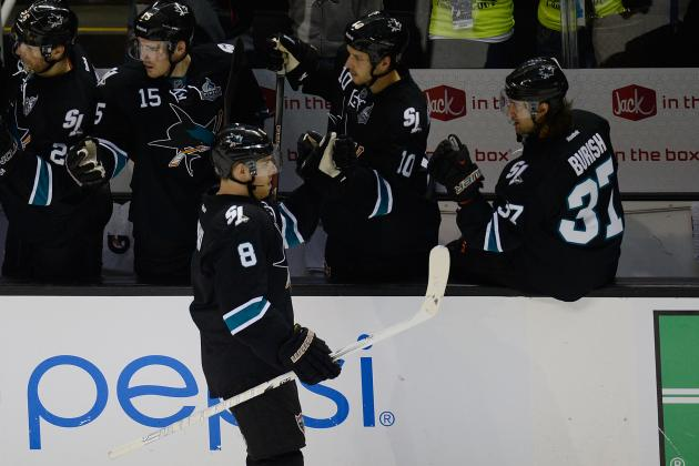NHL: Week 2 Western Conference Power Rankings Based Solely on Performance