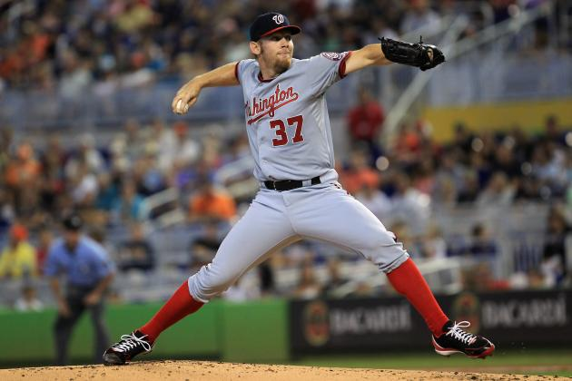 Fantasy Baseball 2013: Top 25 Starting Pitcher Rankings