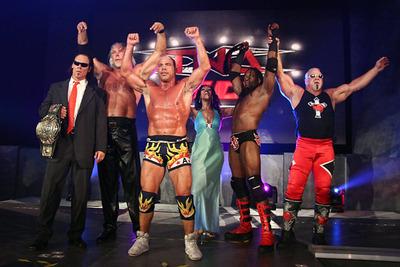 It Wasn't Always Bad: The 5 Greatest Feuds in TNA History