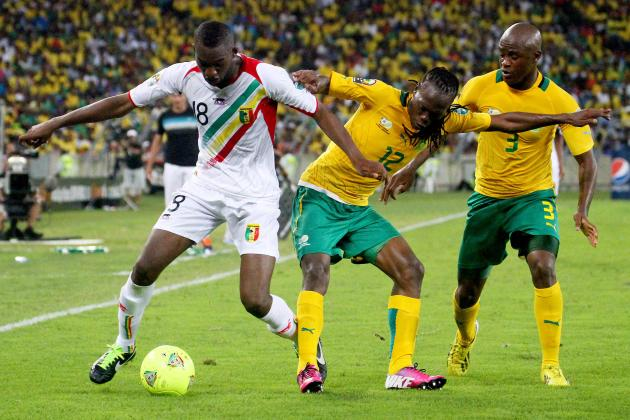 2013 African Cup of Nations: 6 Things We Learned from South Africa vs. Mali