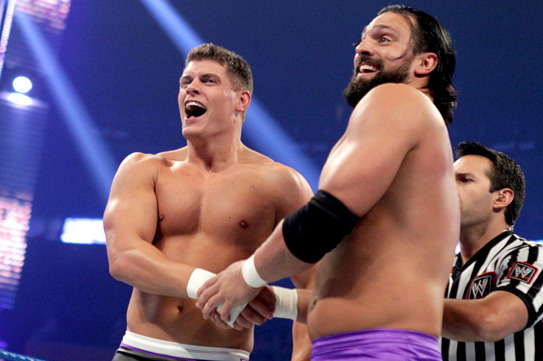 Team Rhodes Scholars: Damian Sandow and Cody Rhodes' Top 7 Moments as a Tag Team