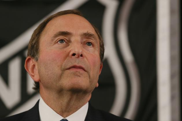 4 Facts That Prove Gary Bettman Is the Worst Commissioner in Pro Sports