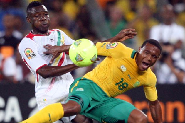 AFCON: 6 Things We Learned from South Africa vs. Mali