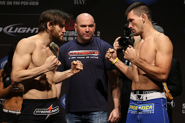 Jon Fitch vs. Demian Maia: Round-by-Round Recap and Analysis