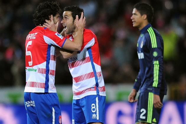 Granada vs. Real Madrid: 6 Things We Learned