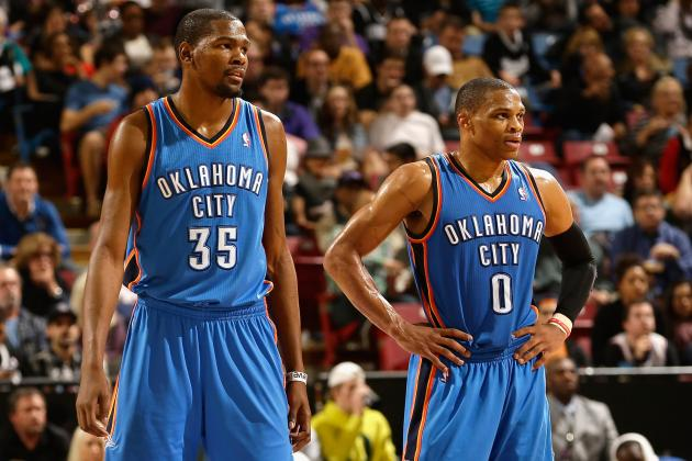 Best and Worst Case Playoff Opponents for the Oklahoma City Thunder
