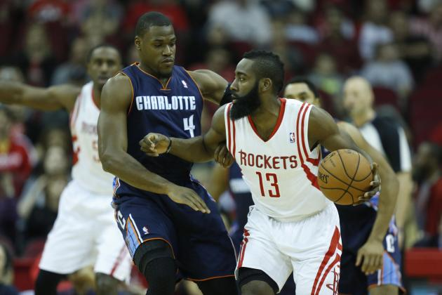 Charlotte Bobcats vs. Houston Rockets: Postgame Grades and Analysis for Houston