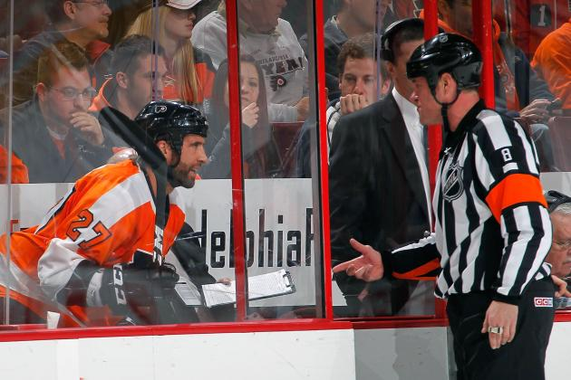 Philadelphia Flyers: 4 Ways to Improve Their Sputtering  Penalty Kill
