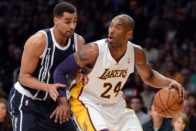Los Angeles Lakers: The 5 Biggest Adjustments Kobe Bryant Has Made This Season