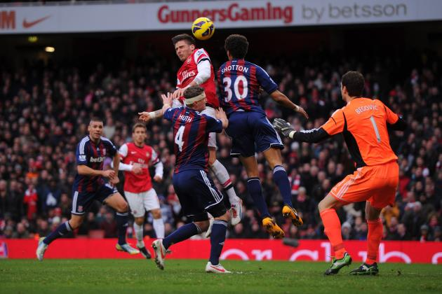Arsenal FC: 6 Talking Points from the 1-0 Win vs. Stoke