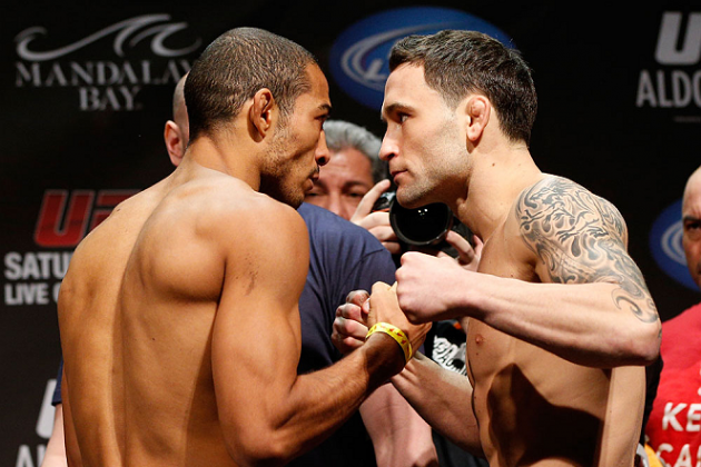 UFC 156 Results: 12 Memorable Moments from Saturday's Aldo vs. Edgar Card