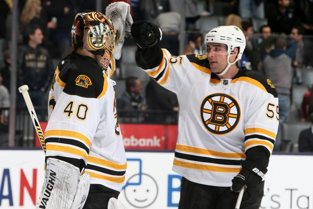 Boston Bruins: 4 Takeaways from Their 1-0 Win over the Toronto Maple Leafs