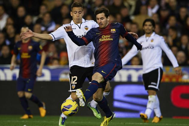 6 Talking Points from Valencia 1-1 Barcelona