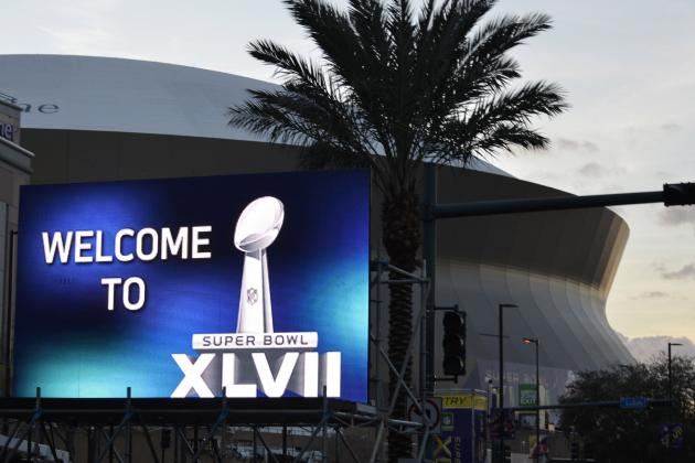 Super Bowl XLVII Prop Bet Tracker