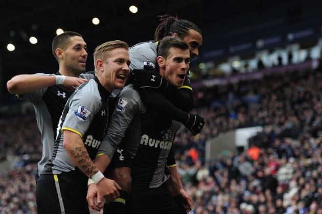 West Bromwich Albion vs. Tottenham Hotspur: 6 Things We Learned