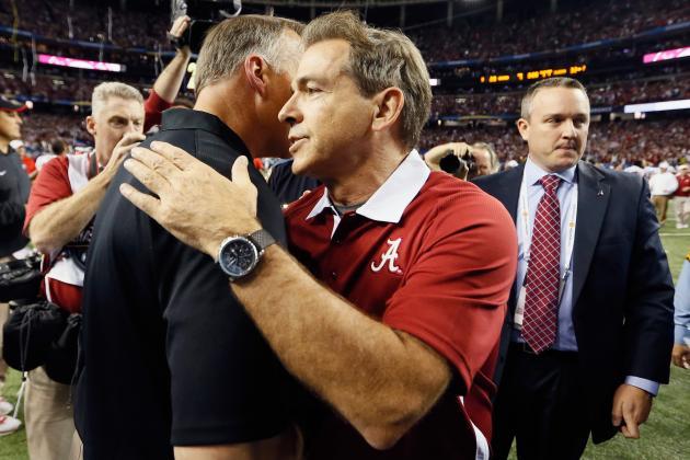 Georgia Football: 4 Reasons Why Mark Richt Will Beat Nick Saban in 2013