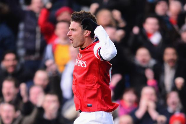 Olivier Giroud: Why Arsenal's French Striker Could Be the Key to Their Future