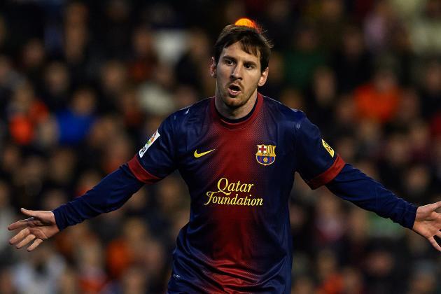 Barcelona Still Clasico-Hung Over, Draw Against Valencia