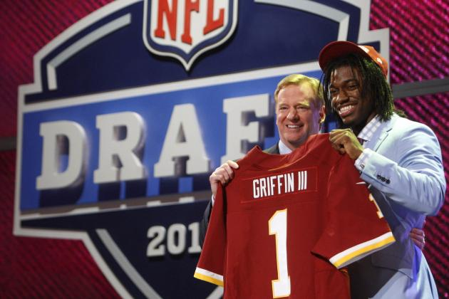 3 NFL Teams Who Should Consider Trading Down on Draft Day