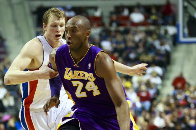 LA Lakers vs. Detroit Pistons: Postgame Grades and Analysis for LA
