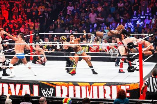 WWE Royal Rumble 2013 Results: 15 Fun Facts from the Event